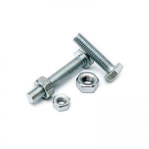 Steel-bolts