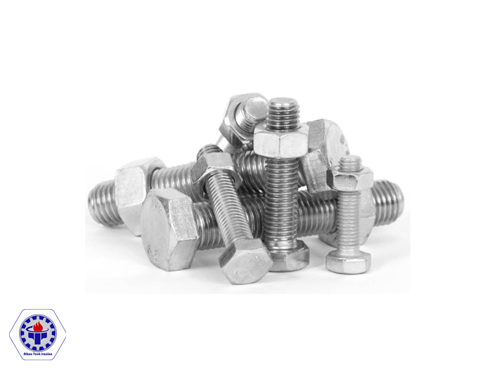 Types of industrial bolts